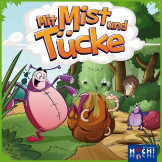 Mit Mist und Tücke - Galacsinfutam Ajándéktárgyak