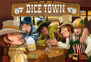 Dice town Ajándéktárgyak