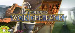 7 Wonders: Wonder Pack (kiegészítõ csodák) Ajándéktárgyak