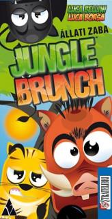 Jungle Brunch - Állati Zaba Ajándéktárgyak