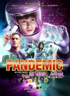 Pandemic: In the Lab kiegészítõ Ajándéktárgyak