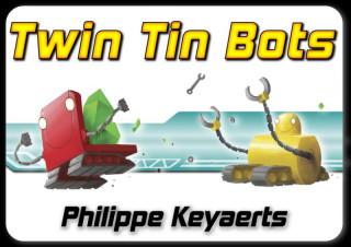 Twin Tin Bots Ajándéktárgyak