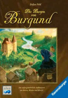 Die Burgen von Burgund Ajándéktárgyak
