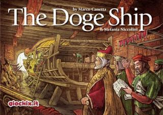 The Doge Ship Ajándéktárgyak