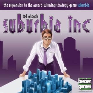 Suburbia Inc. kiegészítő Ajándéktárgyak