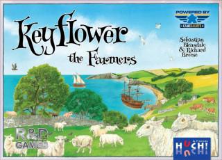 Keyflower: The Farmers kiegészíto AJÁNDÉKTÁRGY