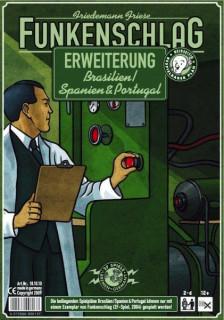 Funkenschlag (Power Grid) 5. kiegészítő: Brazília/Spanyolország & Portugália Ajándéktárgyak
