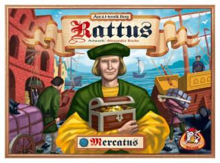 Rattus Mercatus Ajándéktárgyak
