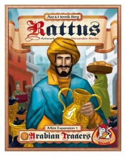 Rattus: Arabian Traders Ajándéktárgyak
