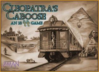 Cleopatra's Caboose Ajándéktárgyak