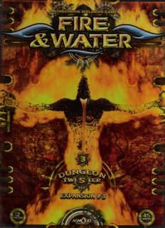 Dungeon Twister kiegészítő - Fire and Water Ajándéktárgyak