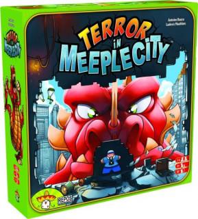 Terror in Meeple City (Rampage) Ajándéktárgyak