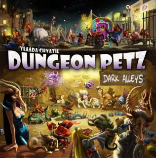 Dungeon Petz: Dark Alleys kiegészítő Ajándéktárgyak