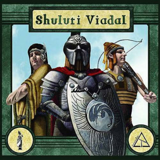 Shuluri Viadal - M.A.G.U.S. avagy a kalandorok krónikái Ajándéktárgyak