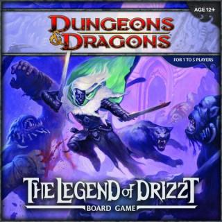 Dungeons & Dragons: The Legend of Drizzt Ajándéktárgyak