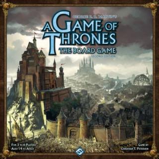 A Game of Thrones (Trónok harca) - 2. kiadás (angol nyelvû) Ajándéktárgyak