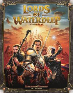 Lords of Waterdeep Ajándéktárgyak