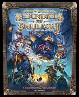 Lords of Waterdeep - Scoundrels of Skullport Ajándéktárgyak
