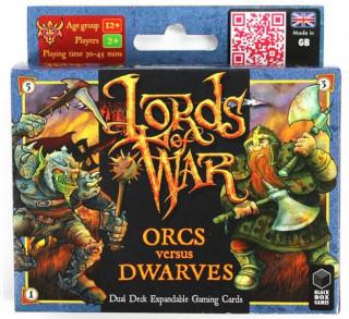 Lords of War: Orcs VS Dwarves Ajándéktárgyak