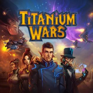 Titanium Wars Ajándéktárgyak
