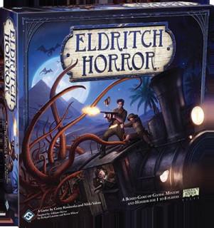 Eldritch Horror (angol) Ajándéktárgyak