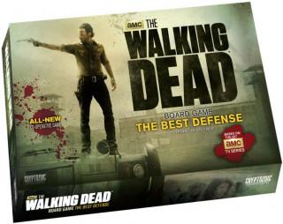 The Walking Dead: The Best Defense Ajándéktárgyak