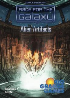 Race for the Galaxy: Alien Artifacts kiegészítõ Ajándéktárgyak