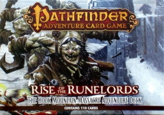 Pathfinder Adventure Card Game: Hook Mountain Massacre Adventure Deck Ajándéktárgyak