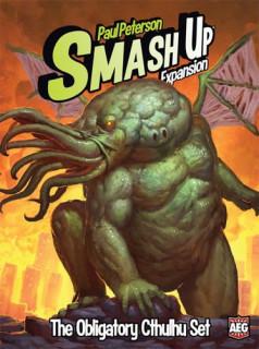 Smash Up: Obligatory Cthulhu Set kiegészítõ Ajándéktárgyak