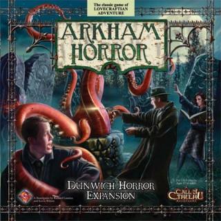 Arkham Horror: Dunwich Horror angol nyelvű kiegészítő Ajándéktárgyak