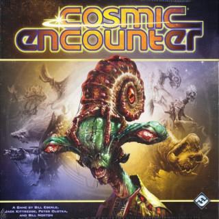 Cosmic Encounter Ajándéktárgyak