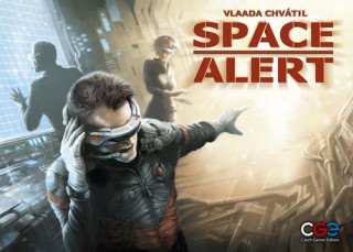 Space Alert Ajándéktárgyak