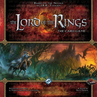 The Lord of the Rings - The Card Game Ajándéktárgyak