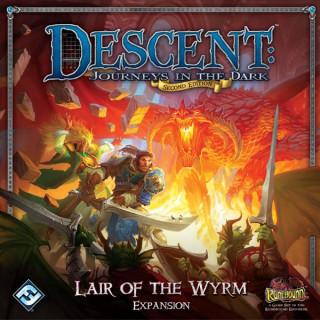 Descent 2nd Edition - Lair of the Wyrm kiegészítõ Ajándéktárgyak