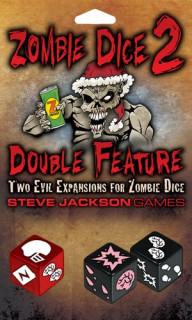 Zombie Würfel 2: Double Feature (Zombie Dice kiegészítõ) Ajándéktárgyak