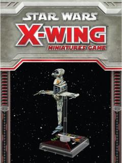 Star Wars X-Wing: B-Wing kiegészítő Ajándéktárgyak