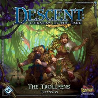 Descent 2nd edition - Trollfens kiegészítő Ajándéktárgyak