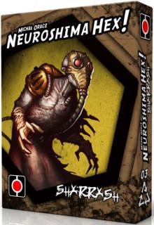 Neuroshima Hex: Sharrash kiegészítő Ajándéktárgyak