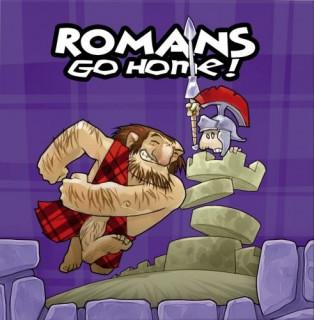 Romans Go Home! Ajándéktárgyak