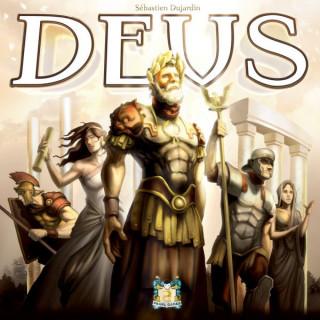 Deus Ajándéktárgyak