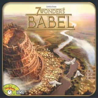 7 Wonders: Babel AJÁNDÉKTÁRGY
