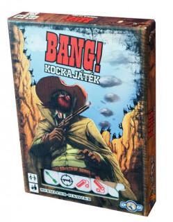 Bang! A kockajáték Ajándéktárgyak