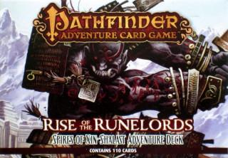 Pathfinder Adventure Card Game: Spires of Xin-Shalast Adventure Deck Ajándéktárgyak