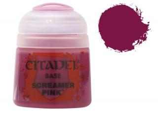 Citadel Base: Screamer Pink Ajándéktárgyak
