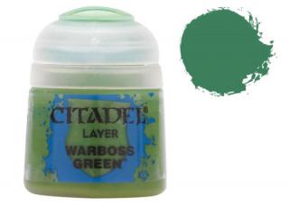 Citadel Layer: Warboss Green Ajándéktárgyak
