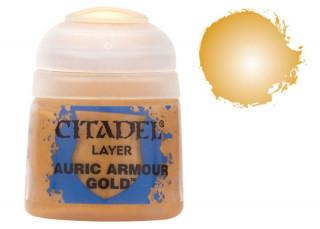 Citadel Layer: Auric Armour Gold Ajándéktárgyak