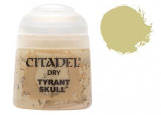 Citadel Dry: Tyrant Skull Ajándéktárgyak