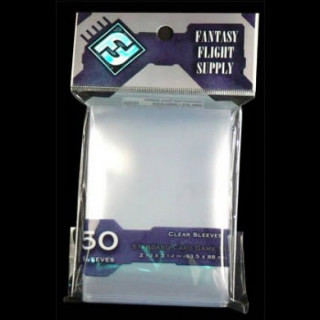 FFG Standard sleeves (kártyavédõ fólia) - 63,5x88 mm (szürke) Ajándéktárgyak