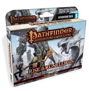Pathfinder Adventure Card Game: Sins of Saviors Adventure Deck Ajándéktárgyak