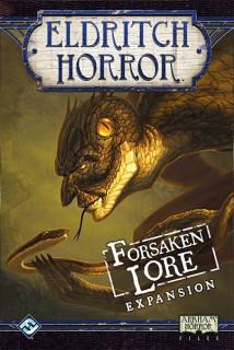 Eldritch Horror: Forsaken Lore kiegészítõ Ajándéktárgyak